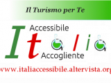 logo italiaccessibile altaqualità verde 300x250 160x120 - Proposta Vacanze accessibili nelle Marche