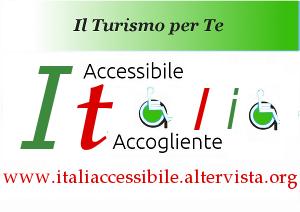 logo italiaccessibile altaqualità verde 300x250 - Spiagge accessibili Campania
