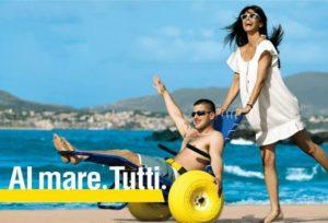 tutti almare 300x204 - Spiagge accessibili Campania