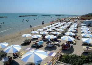 Spiaggia Cupra Chalet