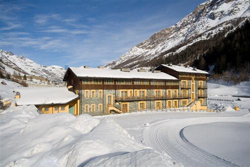 Foyer De Hotel : Italiaccessibile hotel foyer de montagne valgisenche