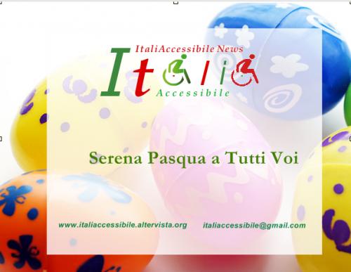 auguri pasqua italiaccessibile web