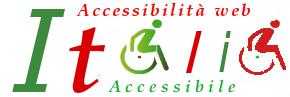 logo italiaccessibile accessibilità
