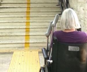 metro inaccessibile