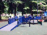 parco giochi per tutti italiaccessibile1 160x120 - Doppia vetrina a Sondalo e Sondrio per lo sport paralimpico regionale
