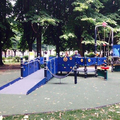 Parchi con giochi accessibili e fruibili per tutti i bambini