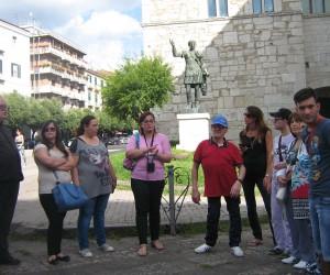 IMG 3767 300x250 - Il turismo a Benevento diventa Accessibile. Al tour del 23 luglio ha partecipato ItaliAccessibile
