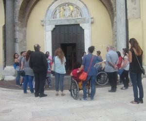 IMG 3778 300x250 - Il turismo a Benevento diventa Accessibile. Al tour del 23 luglio ha partecipato ItaliAccessibile
