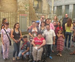 IMG 3820 300x250 - Il turismo a Benevento diventa Accessibile. Al tour del 23 luglio ha partecipato ItaliAccessibile