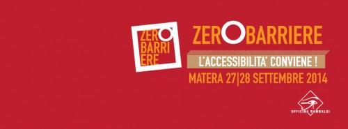 zero barriere matera