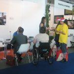 IMG 4146 1 150x150 - Grande successo per lo Stand Viaggiare Disabili alla Fiera TTG Incontri di Rimini
