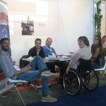 IMG 4150 11 150x150 - Grande successo per lo Stand Viaggiare Disabili alla Fiera TTG Incontri di Rimini
