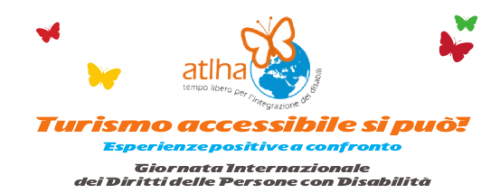 "atlha turismo caccessibile 500x193 - ATLHA Milano Tavola rotonda ""TURISMO ACCESSIBILE SI PUO': ESPERIENZE POSITIVE A CONFRONTO"""