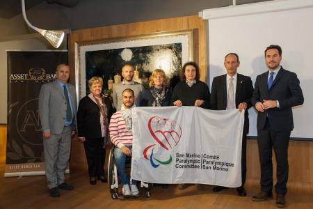 presentazione vivi la vita 26 11 t - 'Vivi la vita', video realizzato e prodotto da Paolo Genovesi in collaborazione con il Comitato Paralimpico Sammarinese