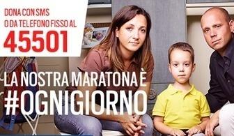 Maratona Telethon: dall'8 al 14 dicembre in tv, alla radio e sul web