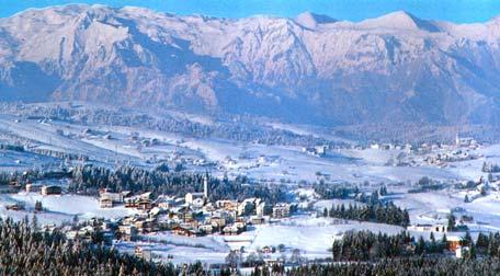 Altopiano di asiago un progetto regionale altopiano for Asiago offerte