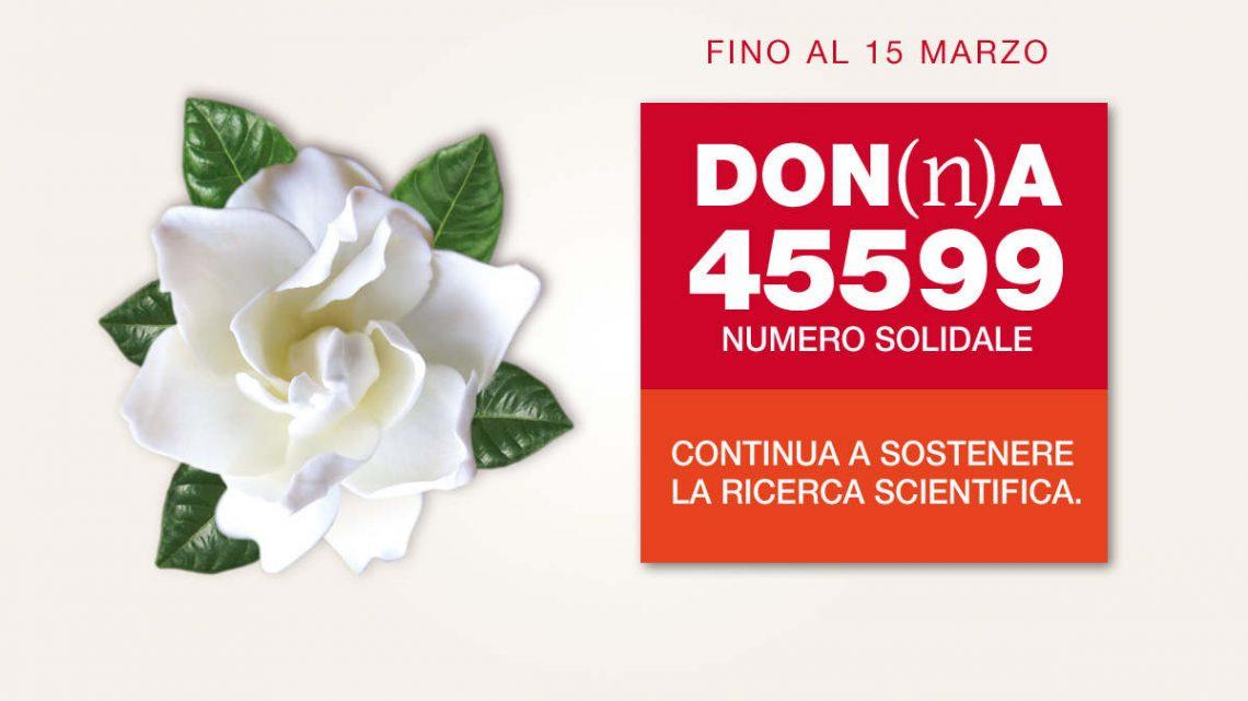 7 e l'8 marzo la gardenia di Aism torna nelle piazze di tutta Italia