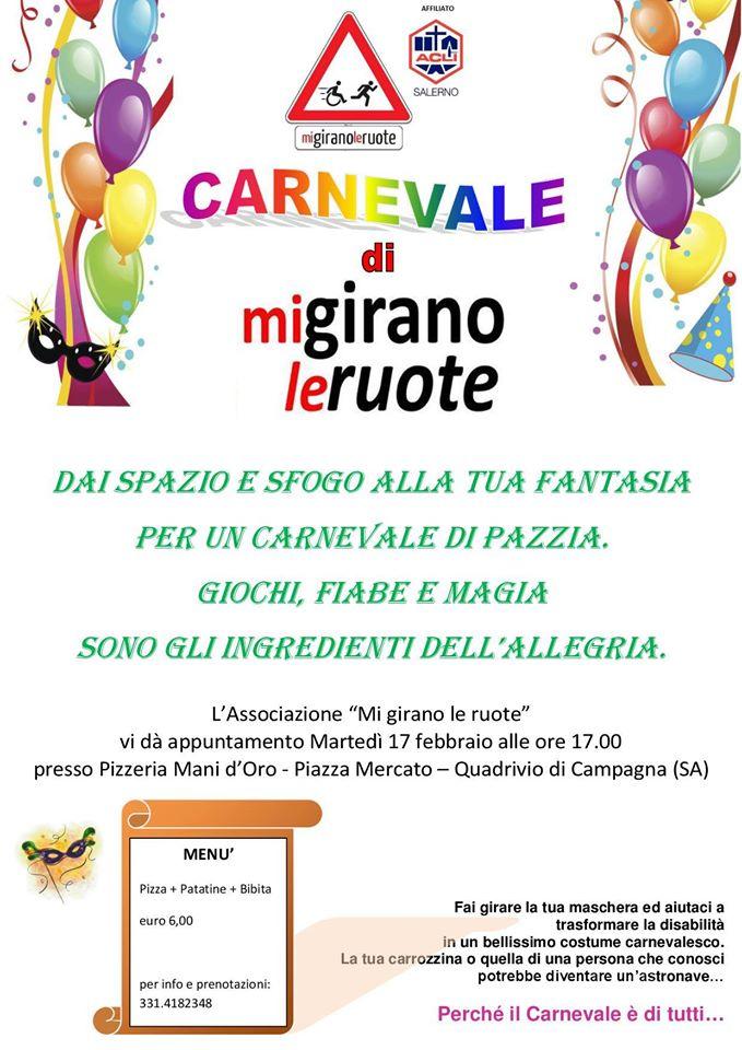 carnevale-mi-girano-le-ruote | ItaliAccessibile - BLOG TURISMO ...