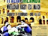 rugby carrozzina italia irlanda 160x120 - La spiaggia principale di Grado diventerà accessibile per tutte le categorie di utilizzatori