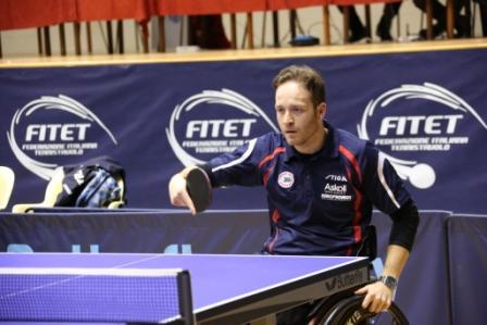 TennisTavolo Paralimpico: un torneo nazionale il 14 febbraio a Montecchio Maggiore (Vi)