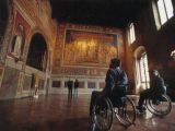 accessibilità musei marche 160x120 - Progetto INCLUDE: donne con disabilità di Gaza, in visita in Italia