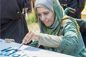 Progetto INCLUDE: donne con disabilità di Gaza, in visita in Italia