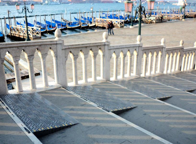 La coop sociale Rochdale presente con il suo progetto di turismo accessibile per Venezia al Move! 2015 in Fiera a Vicenza