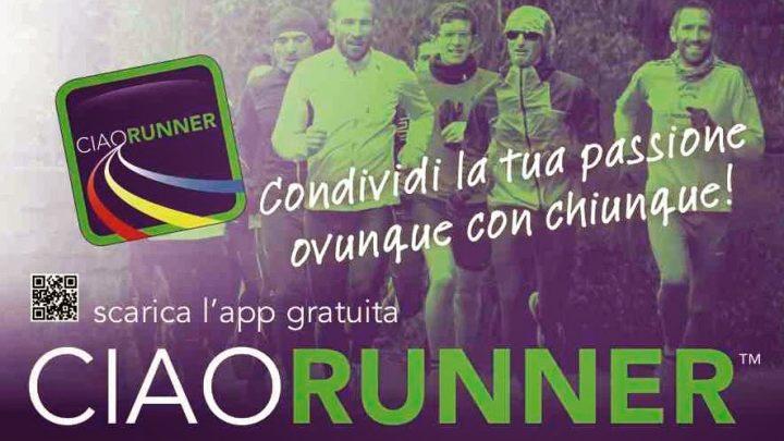 CIAORUNNER, una App per condividere la passione per il running