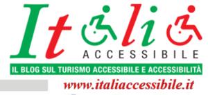 italiaccessibile con sito 300x137 - Dal 25 al 28 giugno 2015 Benevento Longobarda è anche accessibile alle persone con disabilità