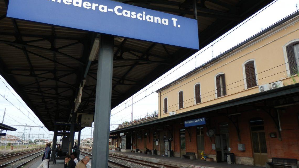 Stazione di Pontedera : un milione di euro per abbattere le barriere architettoniche