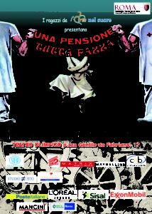 una pensione tutta pazza 214x300 - Il musical degli allievi con disabilità e non dell'Accademia L'Arte nel Cuore Onlus
