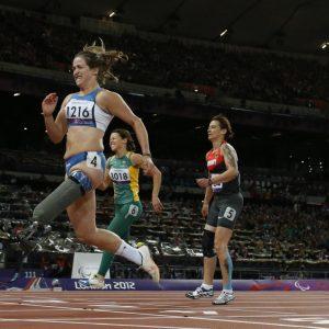 Martina Caironi 300x300 - Paralimpiadi, oro e record del mondo per Martina Caironi nei 100 metri piani