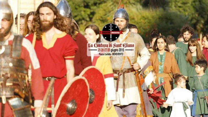 Dal 25 al 28 giugno Benevento Longobarda la prima rievocazione storica accessibile a Tutti