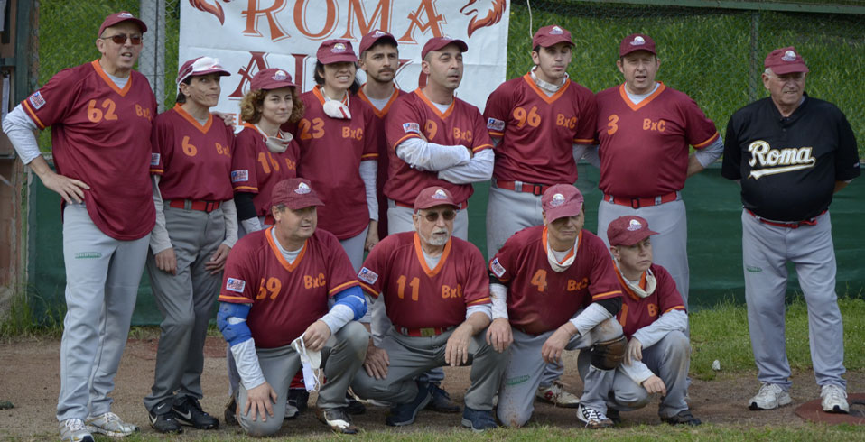 Roma All Blind - Baseball per ciechi ed ipovedenti