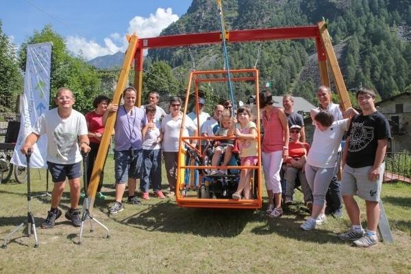 """""""Tuttidappertutto"""", per una valle accessibile"""" il progetto di turismo ecosostenibile in Valgerola"""