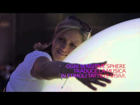 Sensitive Spheres Toyota: così i sordi percepiscono la musica