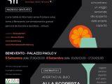 Mostra multisensoriale Sensoltre e aperitivo al buio 4-5 settembre 2015 Benevento Città Spettacolo