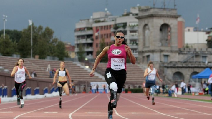 Giusy Versace 8^ nei 200m ai Campionati Mondiali Paralimpici di Doha