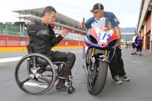 Federazione Italiana Motociclismo Paralimpico 300x200 - Nasce FIMPAR, la Federazione Italiana Motociclismo Paralimpico
