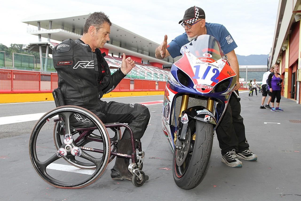 Nasce FIMPAR, la Federazione Italiana Motociclismo Paralimpico