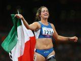 Martina Caironi Oro Mondiale paralimpico Doha