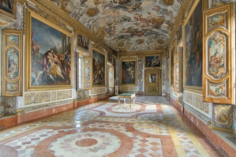 Macerata : nuovi percorsi sensoriali all'interno di Palazzo Buonaccorsi