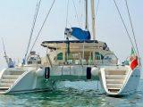 Catamarano ecologico e privo di barriere per i disabili