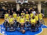 Santa Lucia Roma Basket in Carrozzina