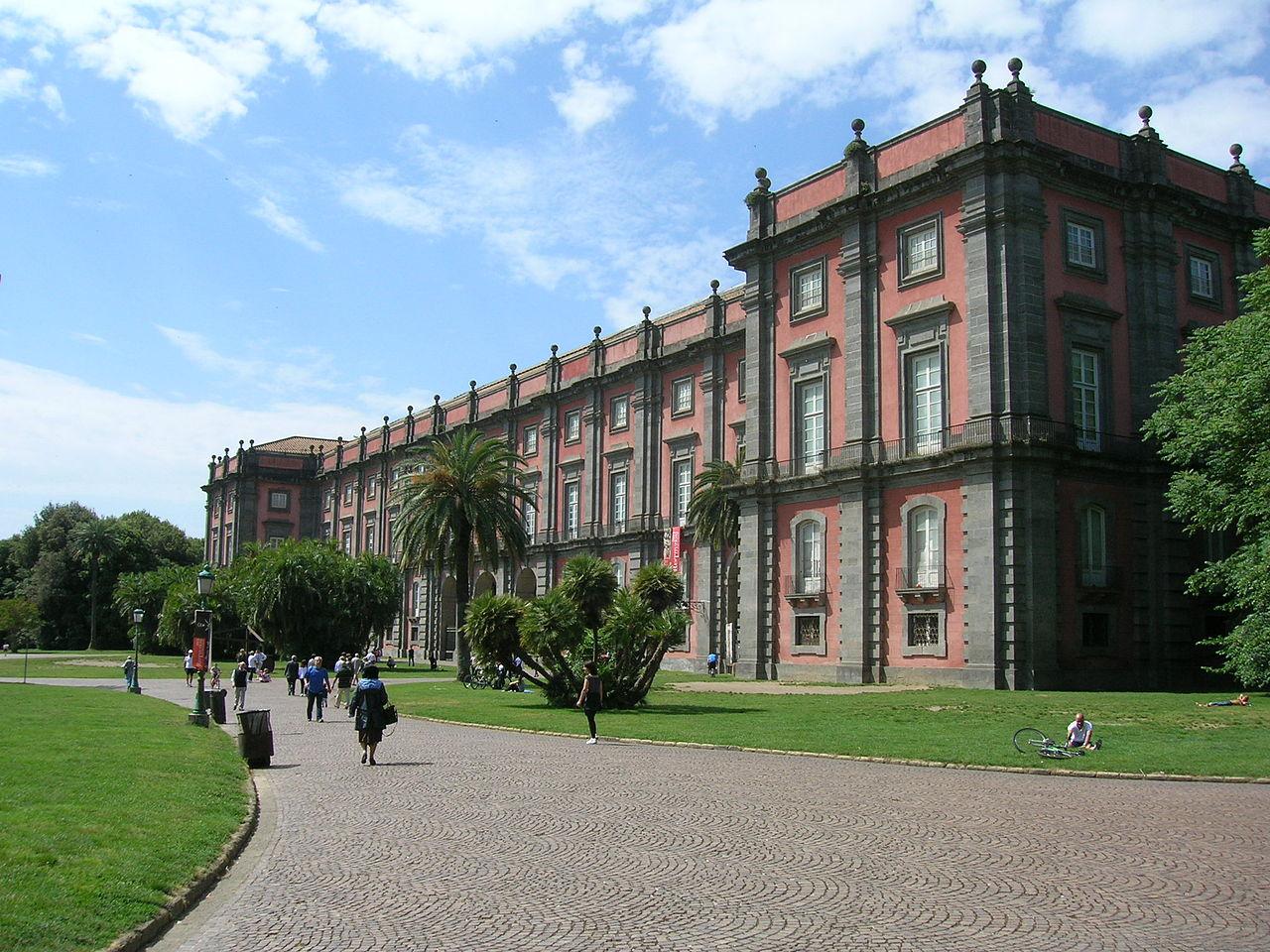 Museo di Capodimonte a Napoli: 4° appuntamento con la Giornata del Turismo Accessibile