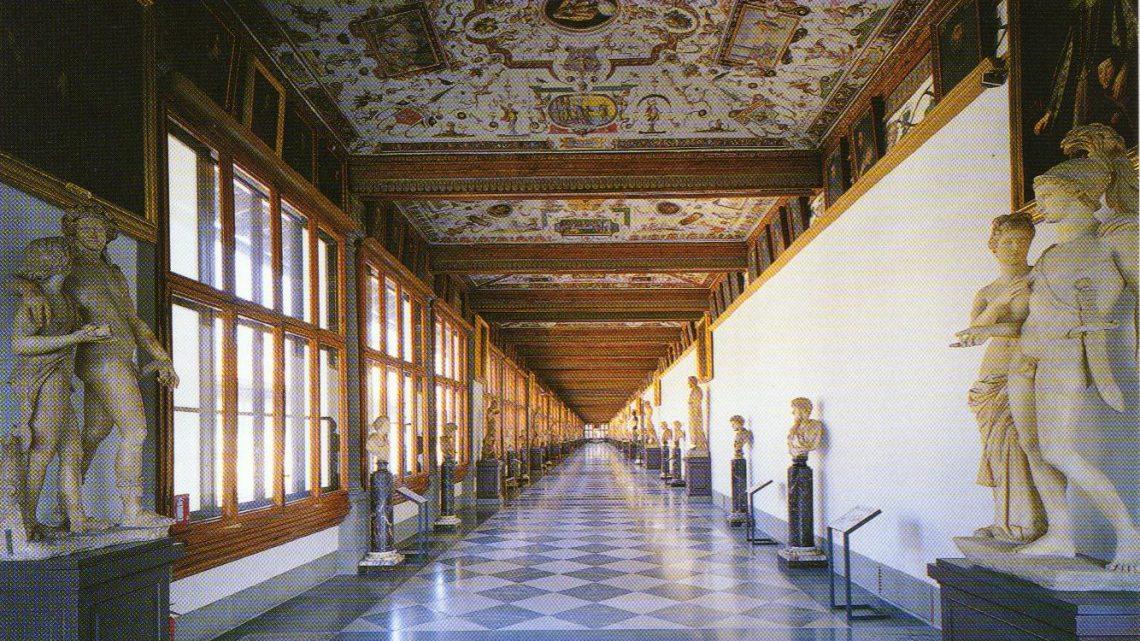 Firenze: visite gratuite per persone con disabilità nella Galleria degli Uffizi