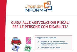 guida disabili agevolazioni fiscali 300x204 - Agenzia delle Entrate :  online la guida alle agevolazioni fiscali per le persone con disabilita'