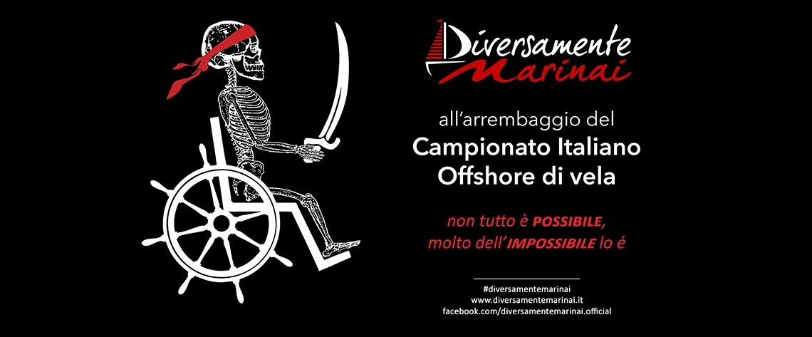 La sfida di Diversamente Marinai è partecipare al Campionato Italiano Offshore di vela