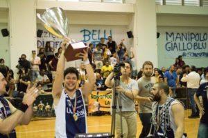 Briantea84 Cantu Campione d'italia di basket in Carrozzina 2015-2016