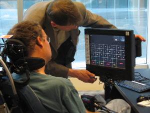 Ausili tecnologici per disabili